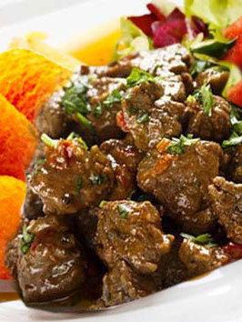 Huisbereid stoofvlees